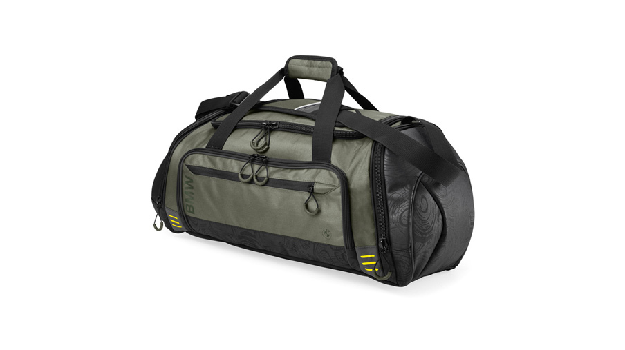 BMW Active Functional Sports Bag.