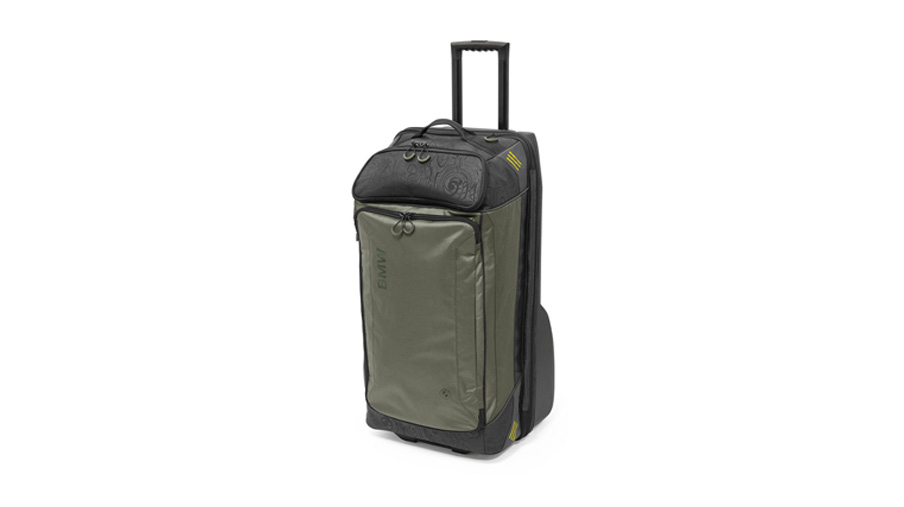 BMW Active Trolley Travel Bag.